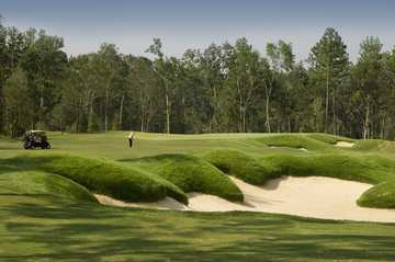 Fallen Oak is one of two new courses to open in the Biloxi area.