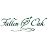 Fallen Oak Golf Course Logo